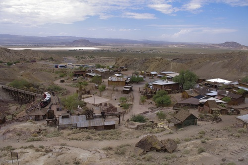Calico Ghosttown