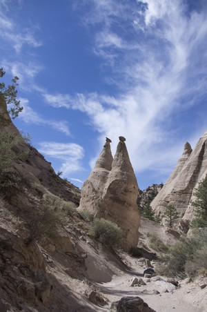Kasha Katuwe Tent Rocks NM